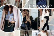 Klassiek / Zakelijke stijl / Zakelijk, neutraal en vrouwelijk.