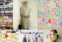 ~ Trends, Colors & Mood Boards / Trends in Fashion, Art, Home & Product. See something we missed, send it to us on Pinterest and we might add it here. :)