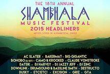 Shambhala Music Festival / Shambhala Music Festival in Salmo, British Columbia