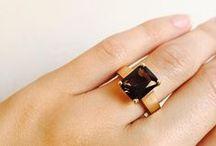 Coloured Stone Rings / Dress Rings