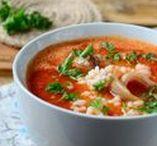 Супы / Рецепты самых вкусных супов =)