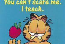 Garfield-citater / Garfield quotes
