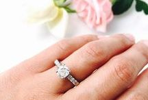 Our Diamond Jewellery / Engagement & Wedding Rings
