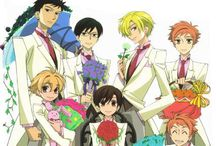 Ouran host club / A very funny anime  Un muy divertido anime  <3