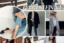 Parisienne Style / Bretonse streep, denim, cashmere. Vrouwelijk, stylish maar simpel.