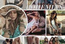 Bohemian 'Boho' Stijl