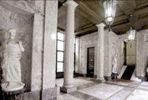 Feeling at home - Casamilano showroom in downtown Milan / Casamilano opens its new showroom, downtown Milan, Via Visconti di Modrone 21, corner Via Borgogna  (San Babila / Durini), on the first floor of a luxurious 1930 building.
