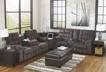 Space Saving Sectionals / Find a great selection of sectionals here at Local Furniture Outlet. Sectionals are total space savers!