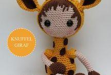 Amigurumi / Crochet animals