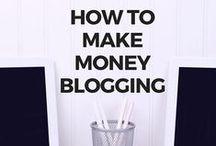 Blogging: Monetise Your Blog / Make money blogging! Here's how.