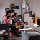 Kawalerka VOX / Sami w domu - jak to urządzić? Porcja inspiracji do urządzenia kawalerki na naszym profilu Pinterest