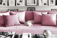 Colour// Millenial Pink / Remember when pink was déclassé? Pink is back.