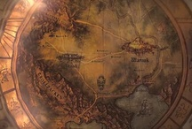 Cartography craze / Gamers know the importance of a good map... plus; they're kinda cool! Looking for a campaign map, a sci-fi or fantasy world for your RPG? Mebbe start here.
