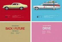 Graphic design, logos & illustrations