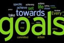 Goal Setting & Vision Boards / by Jaymie
