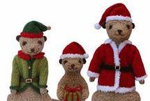 Christmas Knitting / Knitting Patterns for Christmas / by Sarah Gasson