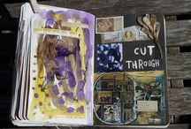 Wreck this journal / Wreck this journal inspirational pages