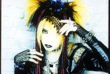 Visual Kei / Makeup och hår, Pontus