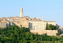 Le Marche, Italy / Le Marche.... all amazing aspects of Italy wrapped up into one truly beautiful region.