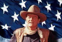 John Wayne, American! / by Becky Pack