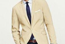 Mens fashion / Dress smart, walk tall