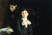 John Singer Sargent / arguably the greatest painter who ever lived.