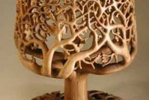 Wood inspiration / Inspiring creativity projects