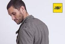 NEW MAN LookBook / NEW MAN S/S '15 Guía de moda, estilo, texturas y color.  #Jouir!