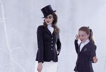 Collection FW '14 / Fashion collection fall and winter 2014-2015 by Imperial Riding  #imperialriding #fall #winter