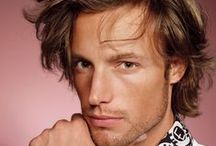 gabriel aubry / he deserves his own board. / by George Machado
