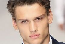 simon nessman / because he is the most beautiful man in the world. period. / by George Machado