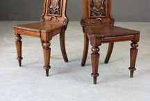 Antique Oak Furniture / Quercus Robur! A collection of rustic & traditional style oak furniture.