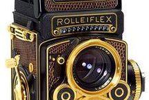 Antieke Camera's / Antieke en oude camera's