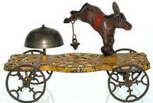 Antiek Toys / oud nostalgisch speelgoed / by Simone Verhoef