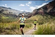Trail Running / Enjoying the trails and beautiful views around South Africa and the world
