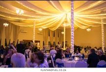 Corporate Events / The decor, the food, the entertainment, corporate events is what we are all about!