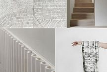 ▸▸▸ t e X t u r e s / Muted, neutral palettes. Greys, neutrals, wood, textures & patterns.