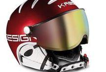 Ski helmets for men