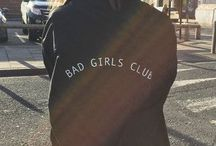 ae : girl gang / support your local girl gang