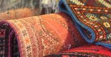 Rugs & Soft Furnishings / Find antique rugs such as Persian, Afghan, Kilim, vintage curtains and cushions and much more.