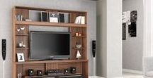 Entertainment Units / Update your living room style with an entertainment unit from Birlea.  Ideal for storing all your electronic devices, CD's and DVD's.
