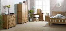 Woodstock Styling Ideas / Add some rustic charm into your bedroom with the Woodstock range from Birlea