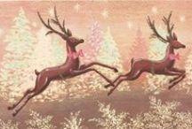 Vintage Christmas / Magical Christmas images / by bakinginpyjamas.com