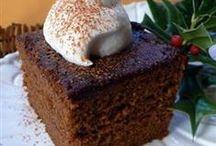 Gingerbread / by bakinginpyjamas.com