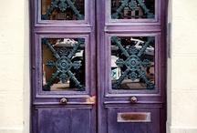 Doors and Gates / by Rosanna Banana