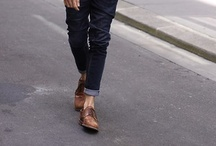 Just my type! / My favorite types of men's wearing
