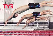 TEAM TYR / TYR Pro Athletes  / by TYR SPORT