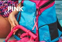 THINK PINK / Dive in with TYR as we partner with the Breast Cancer Research Foundation to raise awareness and hope for a cancer free future.  / by TYR Sport