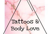 Tattoos ~ Inspiration/ideas