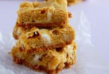 Blondies / by bakinginpyjamas.com